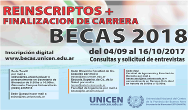 becas reinscriptos final carrera